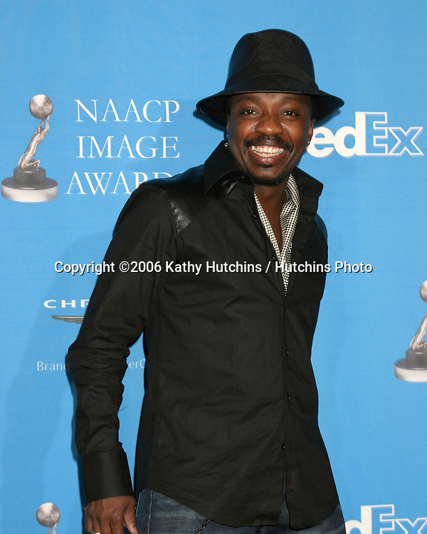 Anthony Hamilton.37th NAACP Image Awards.Shrine Auditorium.Los Angeles, CA.February 25, 2006.©2006 Kathy Hutchins / Hutchins Photo....                 V