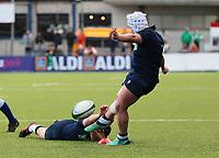 2nd February 2020; Energia Park, Dublin, Leinster, Ireland; International Womens Rugby, Six Nations, Ireland versus Scotland; Lana Skeldon (Scotland) converts the try