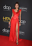 Blanca Blanco 140 arrives at the 23rd Annual Hollywood Film Awards at The Beverly Hilton Hotel on November 03, 2019 in Beverly Hills, California