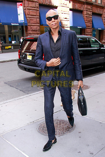 NEW YORK, NY - JUNE 6: RuPaul at BUILD SERIES on June 6, 2019 in New York City. <br /> CAP/MPI99<br /> ©MPI99/Capital Pictures