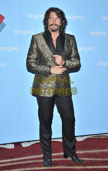 LONDON, ENGLAND - JULY 03: Laurence Llewelyn-Bowen attends the Arqiva Commercial Radio Awards 2014, Westminster Bridge Hotel, Westminster Bridge Rd., on Thursday July 03, 2014 in London, England, UK.<br /> CAP/CAN<br /> &copy;Can Nguyen/Capital Pictures