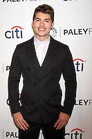 Gregg Sulkin<br /> Paley Center For Media's PaleyFest 2014 Fall TV Previews - MTV, Paley Center for Media, Beverly Hills, CA 09-12-14<br /> Janice Ogata/DailyCeleb.com 818-249-4998