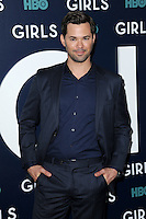 www.acepixs.com<br /> February 2, 2017  New York City<br /> <br /> Andrew Rannells attending the New York premiere of the sixth &amp; final season of 'Girls' at Alice Tully Hall, Lincoln Center on February 2, 2017 in New York City.<br /> <br /> Credit: Kristin Callahan/ACE Pictures<br /> <br /> <br /> Tel: 646 769 0430<br /> Email: info@acepixs.com