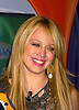 Hilary Duff and Tony Hawk at Toys R Us July 15, 2004