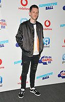 Sigala (Bruce Fielder) at the Capital FM Summertime Ball 2018, Wembley Stadium, Wembley Park, London, England, UK, on Saturday 09 June 2018.<br /> CAP/CAN<br /> &copy;CAN/Capital Pictures