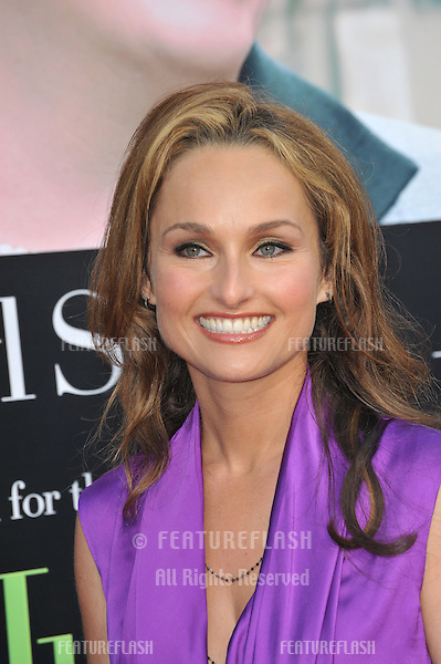 "Giada de Laurentiis at the Los Angeles premiere of ""Julie & Julia"" at Mann Village Theatre, Westwood..July 27, 2009  Los Angeles, CA.Picture: Paul Smith / Featureflash"
