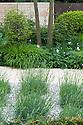 The Laurent-Perrier Garden,  designed by Ulf Nordfjell, Gold medal winner, RHS Chelsea Flower Show 2013.
