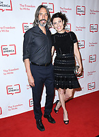 02 November 2018 - Beverly Hills, California - Robert Russell, Lisa Edelstein. Beverly Wilshire Hotel held at The Beverly Wilshire Hotel. <br /> CAP/ADM/BT<br /> &copy;BT/ADM/Capital Pictures