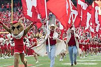 NCAAF 2017 Houston vs Texas Tech Sep 23