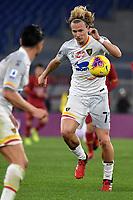 Antonin Barak of Lecce <br /> Roma 23/02/2020 Stadio Olimpico <br /> Football Serie A 2019/2020 <br /> AS Roma - Lecce<br /> Photo Andrea Staccioli / Insidefoto
