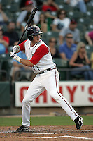 Manzella, Tommy 6183.jpg. Pacific Coast League. Nashville Sounds at Round Rock Express. Dell Diamond. June 28th, 2008 in Round Rock Texas. Photo by Andrew Woolley.