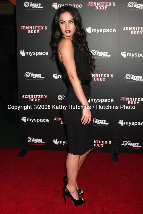 "Megan Fox  arriving at the  ""Jennifer's Body"" Comic-Con Party in the Kin Lounge at the  Manchester Grand Hyatt Hotel in San Diego, CA, United States  on July 23, 2009 .©2008 Kathy Hutchins / Hutchins Photo.."
