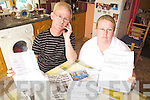 WHY?: Jack and Yvonne Murphy of Collins Park in Abbeyfeale can't understand why their wife and mother, Geraldine has been imprisoned in Limerick.