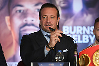 Kalle Sauerland during a Press Conference at the Park Plaza on 9th September 2019