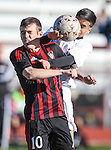 2014 Irving Macarthur vs. South Grand Prairie (Martin Invitational Soccer Tournament)