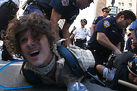 Republican National Convention arrests, 2004