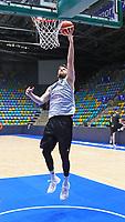 Danilo Barthel (Deutschland) - 20.02.2018: Deutsche Nationalmannschaft bereitet sich auf das WM-Quali-Spiel gegen Serbien vor, Fraport Arena Frankfurt