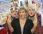 13/11/2012    Story Kathryn Hayes Attending the launch of the forthcoming Christmas Panto Cinderella at the UCH, Limerick the first fully professional Panto in the region were actors Myles Breen and Richard Lynch as the ugly sisters Fairy Godmother Twink. Photograph Liam Burke/Press 22