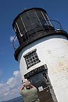 Owl's Head Light, Owl's Head, Maine
