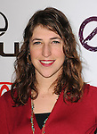 Mayim Bialik  at The 2010 Environmental Media Association Awards held at WB Studios in Burbank, California on October 16,2010                                                                   Copyright 2010  © Hollywood Press Agency