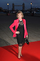 Esther Rantzen<br /> arriving for the 2017 NSPCC Britain&rsquo;s Got Talent Childline Ball at Old Billingsgate, London<br /> <br /> <br /> &copy;Ash Knotek  D3315  28/09/2017