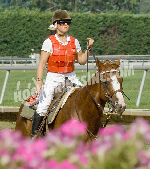 Gina Suiter at Delaware Park on 7/13/11