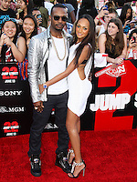 WESTWOOD, LOS ANGELES, CA, USA - JUNE 10: Juicy J at the World Premiere Of Columbia Pictures' '22 Jump Street' held at the Regency Village Theatre on June 10, 2014 in Westwood, Los Angeles, California, United States. (Photo by Xavier Collin/Celebrity Monitor)