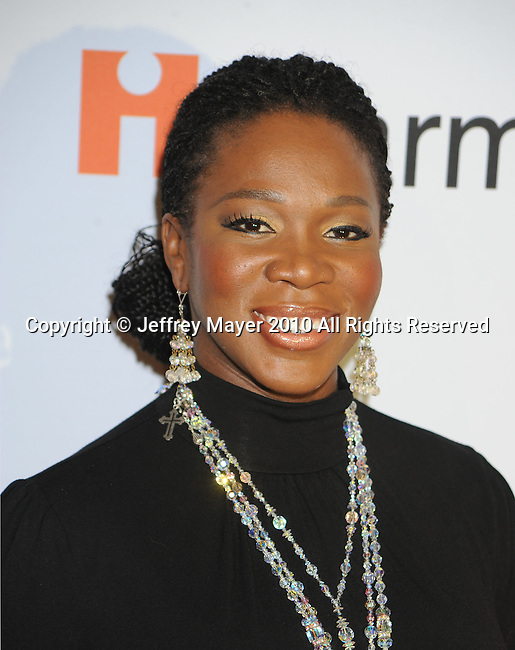 BEVERLY HILLS, CA. - January 30: India.Arie  arrives at the 52nd Annual GRAMMY Awards - Salute To Icons Honoring Doug Morris held at The Beverly Hilton Hotel on January 30, 2010 in Beverly Hills, California.
