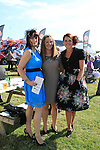 Eleanor Cannon, Andrea Donoghue and Carol Geary at the Bellewstown Races 2011...(Photo credit should read Jenny Matthews www.newsfile.ie)....This Picture has been sent you under the conditions enclosed by:.Newsfile Ltd..The Studio,.Millmount Abbey,.Drogheda,.Co Meath..Ireland..Tel: +353(0)41-9871240.Fax: +353(0)41-9871260.GSM: +353(0)86-2500958.email: pictures@newsfile.ie.www.newsfile.ie.