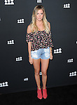 Ashley Tisdale at The Myspace Event held at The El Rey Theatre in Los Angeles, California on June 12,2013                                                                   Copyright 2013 Hollywood Press Agency