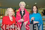 "Splash into Fashion Show: Attending the"" Spash into Fashion "" Fashion  Show held in The Ballybunion Health & Leisure Centre on Saturday night last were Patricia Boyle,Ballybunion,  Carol Anne Coolican, Ballylongford & Aisling Boyle, Ballybunion."