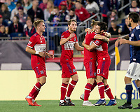 New England Revolution vs Chicago Fire, September 22, 2018
