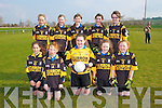 Allianz Cumann na mBunscol Finals at the John Mitchels GAA ground on Friday Pictured Currow NS - Ellen Dennehy, Allannah Buttler, Siobhan Brosnan, Edel Brosnan, Ciara Fitzgerald, Back  Joyce O'Connor, Hannah Fitzgerald, GRACE DALY, Orla O'Sullivan, Eilish Brosnan