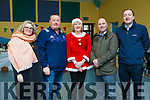 At the St John's Church Christmas FairAshe Street Fair at Teach an tSolais, Ashe street, Tralee on Saturday morning last. L-r, Treasa Kelliher, Simon Keating, Suzanne Boyle, Tim Kelliher and Rev Jim Stevens.