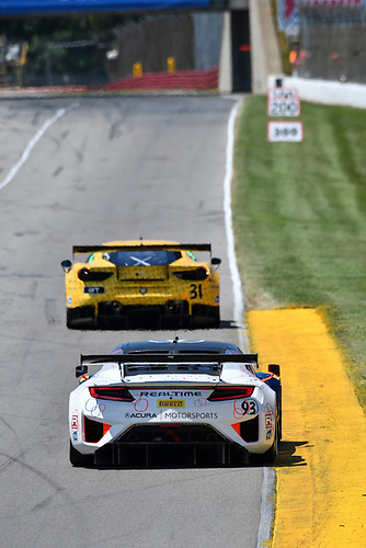 Pirelli World Challenge<br /> Grand Prix of Mid-Ohio<br /> Mid-Ohio Sports Car Course, Lexington, OH USA<br /> Sunday 30 July 2017<br /> Peter Kox<br /> World Copyright: Richard Dole/LAT Images<br /> ref: Digital Image RD_MIDO_17_311