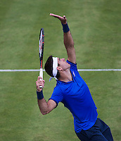 JUAN MARTIN DEL POTRO (ARG)<br /> <br /> TENNIS - AEGON CHAMPIONSHIPS - QUEENS - ATP - ATP500 - CHAMPIONSHIPS-GRASS - LONDON - UNITED KINGDOM - 2016  <br /> <br /> <br /> <br /> &copy; TENNIS PHOTO NETWORK