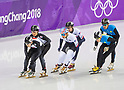 PyeongChang 2018: Short Track Speed Skating: Men's 5,000m Relay Final