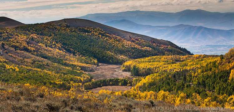 Taken from the top of Guardsman Pass, next to Deer Valley and Park City, UT.