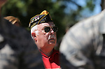 Images from the 19th Annual Flag Day Ceremony & U.S. Army Birthday ceremony at the Nevada Veterans Memorial in Carson City, Nev. on Wednesday, June 14, 2017. <br /> Photo by Cathleen Allison/Nevada Photo Source