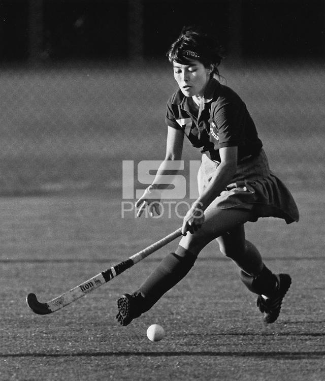 1987: Kat Thomas.