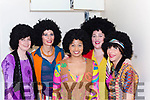 The Jackson five of Mary Lenihan, Brid Devane, Sneih Roop-Brennan, Nicola Lawless and Mary O'Donoghue for Castleisland Lipsync on Saturday night