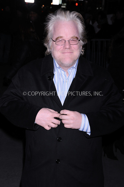 WWW.ACEPIXS.COM . . . . .  ....January 14 2009, New York City....Actor Philip Seymour Hoffman arriving at the 2008 National Board of Review awards gala at Cipriani on January 14, 2009 in New York City.....Please byline: AJ Sokalner - ACEPIXS.COM..... *** ***..Ace Pictures, Inc:  ..tel: (212) 243 8787..e-mail: info@acepixs.com..web: http://www.acepixs.com