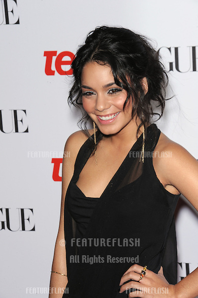 Vanessa Hudgens at Teen Vogue's Young Hollywood party at the Los Angeles County Museum of Art..September 18, 2008  Los Angeles, CA.Picture: Paul Smith / Featureflash