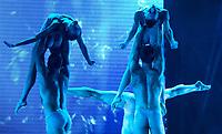 Open Ceremony Ballet <br /> Roma 08-08-2017 Stadio del Nuoto - Foro Italico<br /> Energy For Swim<br /> Photo Andrea Staccioli/Deepbluemedia/Insidefoto