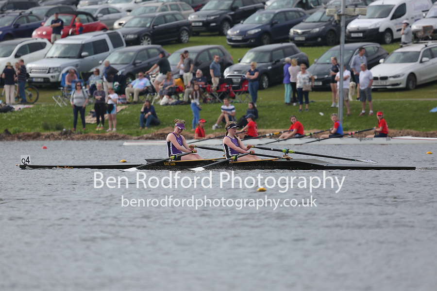Race: 63  Event: W J152x   Final B <br /> <br /> Junior Inter Regional Regatta 2018<br /> <br /> To purchase this photo, or to see pricing information for Prints and Downloads, click the blue 'Add to Cart' button at the top-right of the page.
