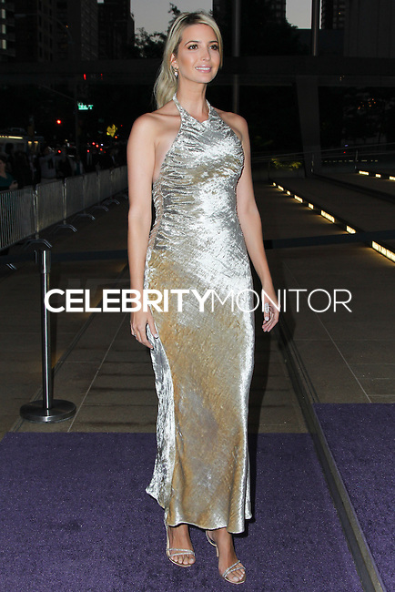 NEW YORK CITY, NY, USA - SEPTEMBER 23: Ivanka Trump arrives at the New York City Ballet 2014 Fall Gala held at the David H. Koch Theatre at Lincoln Center on September 23, 2014 in New York City, New York, United States. (Photo by Jeffery Duran/Celebrity Monitor)