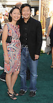 """WESTWOOD, CA - JULY 06: Ken Jeong and Tran Ho  arrive to the """"Zookeeper"""" Los Angeles Premiere at Regency Village Theatre on July 6, 2011 in Westwood, California."""