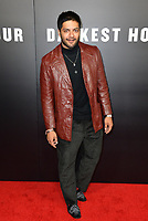 Ali Fazal at the premiere for &quot;Darkest Hour&quot; at the Samuel Goldwyn Theatre at The Motion Picture Academy. Beverly Hills, USA 08 November  2017<br /> Picture: Paul Smith/Featureflash/SilverHub 0208 004 5359 sales@silverhubmedia.com