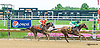 Glass Art winning at Delaware Park on 6/23/15