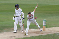 Peter Siddle in bowling action for Essex during Essex CCC vs Yorkshire CCC, Specsavers County Championship Division 1 Cricket at The Cloudfm County Ground on 9th July 2019
